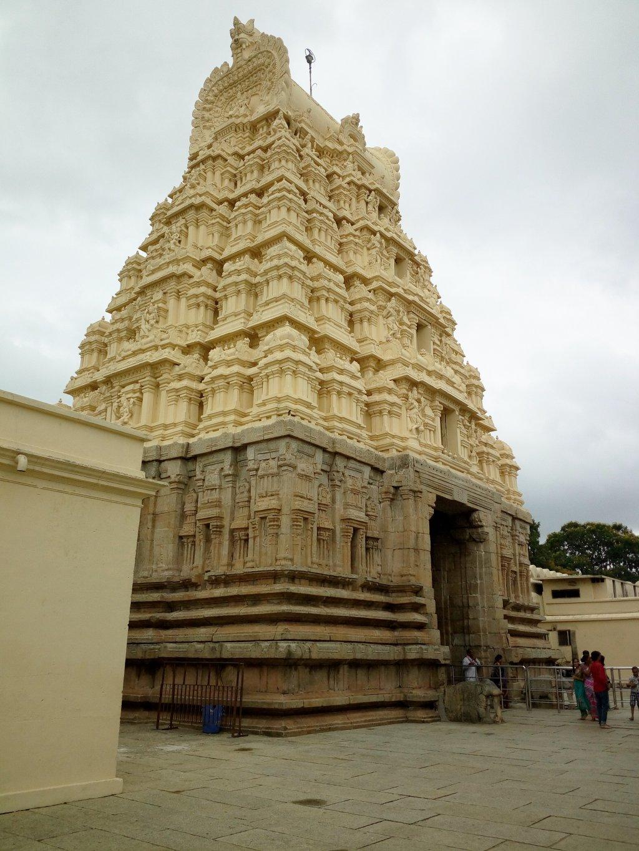 Ranganathaswamy Temple, Shivanasamudra, Mandya Dist