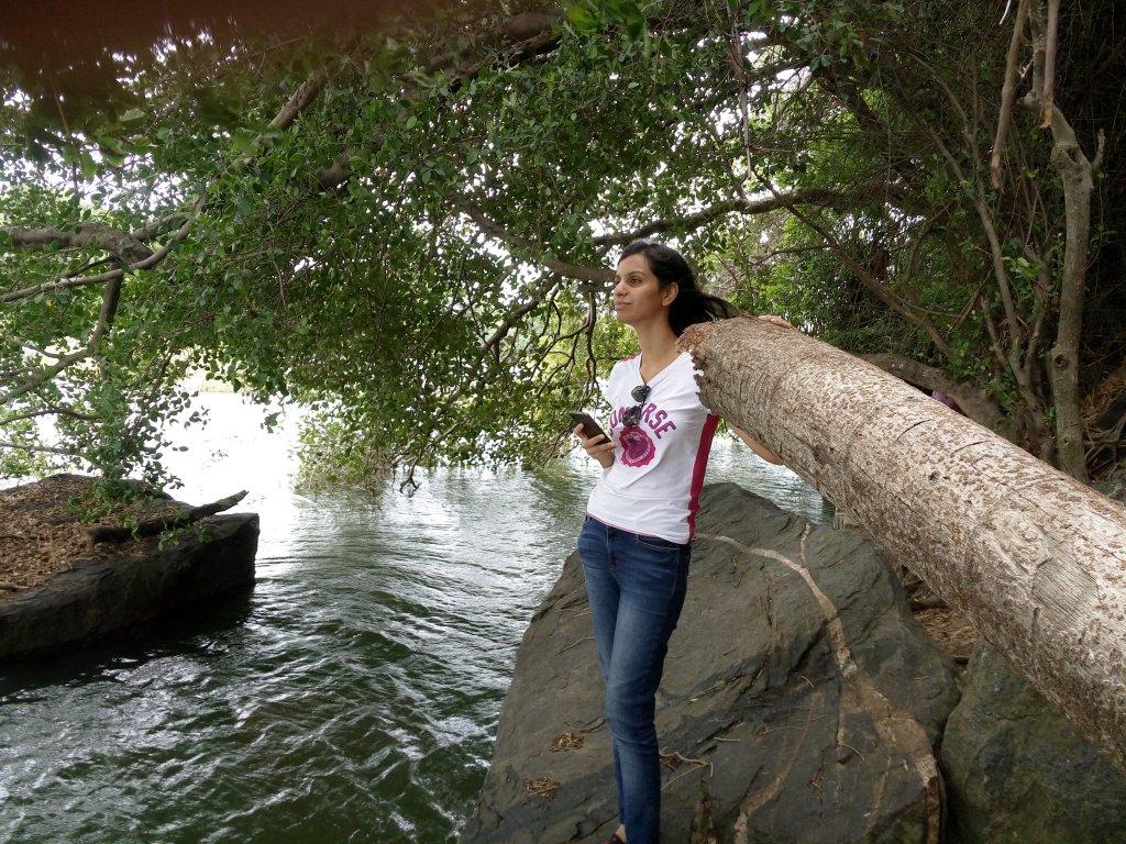 Ranganthittu Cauveri river