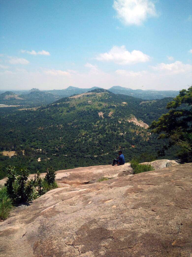 Road trip to Avalabetta and Nandi Hills from Bangalore