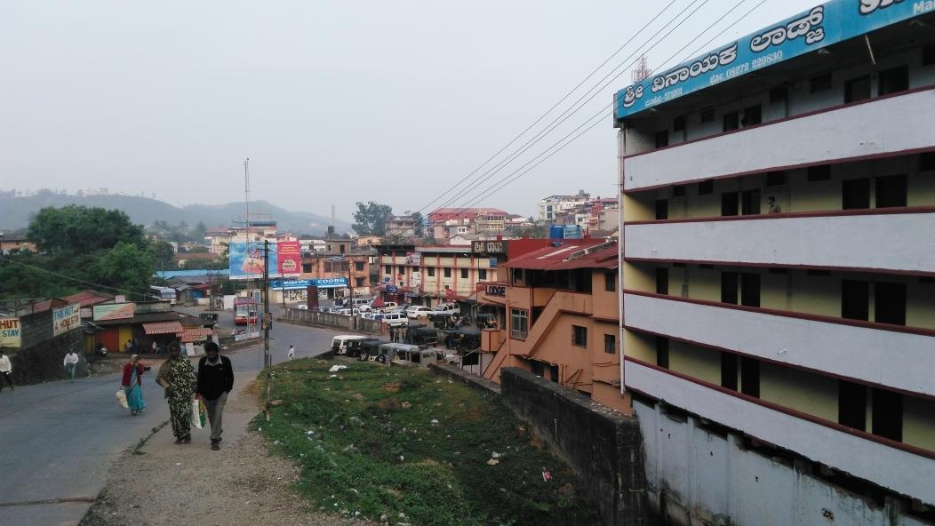 Madikeri Bus Station