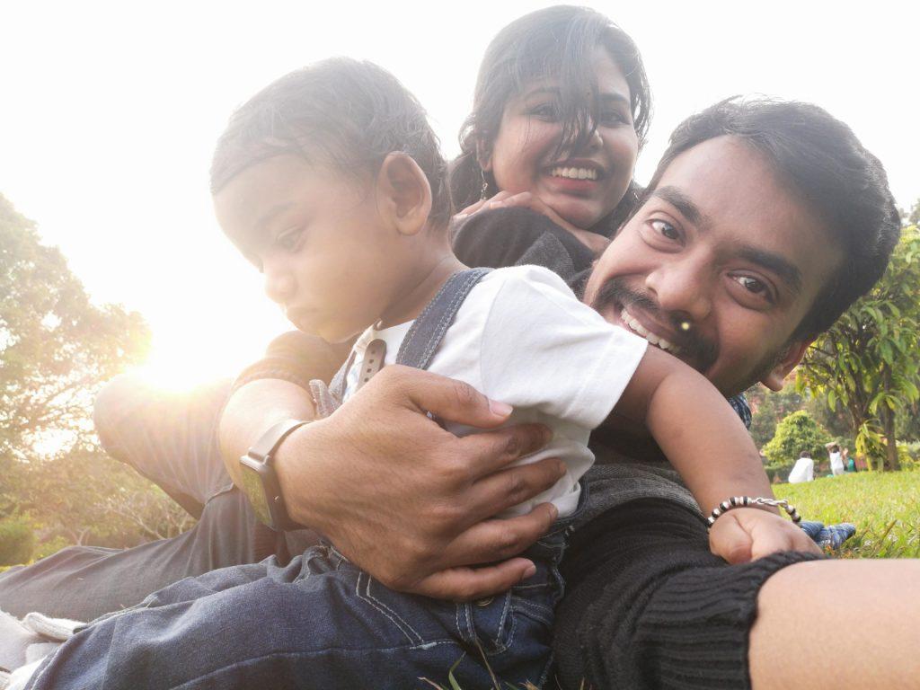 muthukrishnan family